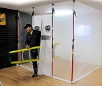 3rd Hand Mag Dust Barrier Door System