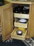 Angle Corner 2 Drawer Cookware Module 29