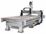 True32 Nested Based Manufacturing Series 950 Router (1 phase) ***FOB Pittsburgh****49' X 97' cutting area (74' X  125' footprint).*One 10hp HSD ISO