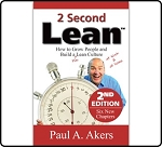 2 Second Lean Book 2nd Ed