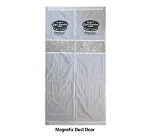 3rd Hand Mag Dust Barrier Door curtain only