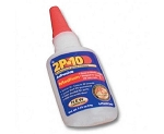 Medium Adhesive-Excellent for smooth surfaces-per 2 oz. bottle