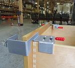 Drawer Front Clamps (Left & Right)