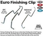 Universal Finishing Clip (4 Pack)