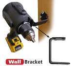 Screw Gun Holder Wall Bracket