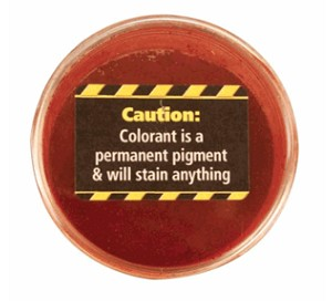 2P-10 Colorant (Red)