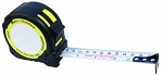 16 ft-5m Metric-Standard Tape Measure-Heavy Duty 25mm Blade-each